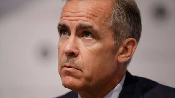 Bank of England can respond to Brexit impact on economy - Carney