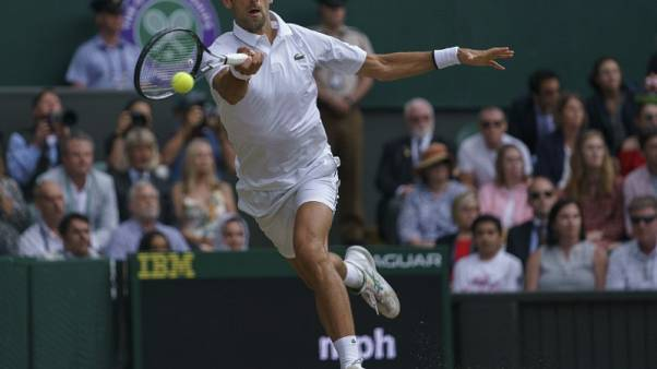 Lack of love fuels Djokovic desire to be top dog