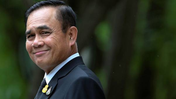 Thai prime minister declares end of military rule
