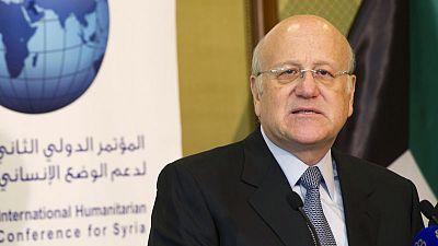 Former Lebanon PM in Riyadh - Saudi will support Lebanon