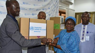 World Health Organization (WHO) scales up activities in Burkina Faso in response to worsening humanitarian situation