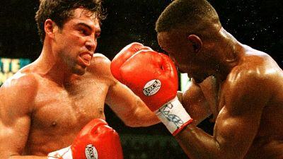 Morto ex campione boxe Pernell Whitaker