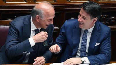 Conte, ispettori a Ateneo Catania