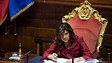 Casellati, su donne Italia indietro