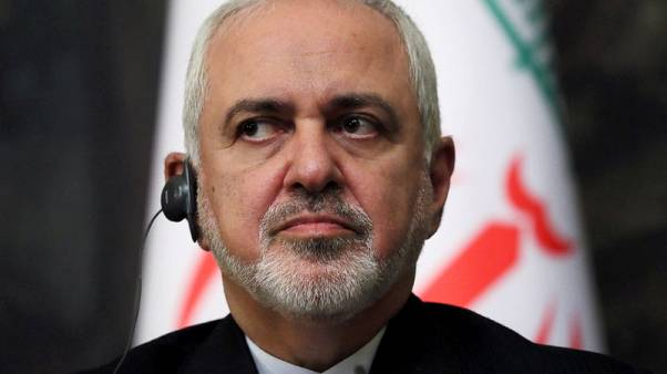 U.N. concerned by U.S. curbs on Iranian foreign minister while in New York