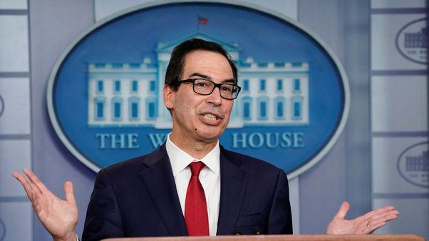 منوتشين: مسؤولون أمريكيون وصينيون يبحثون التجارة هاتفيا هذا الأسبوع