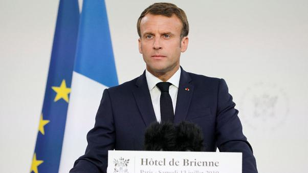 France's Macron demands answers after dual national detained in Iran