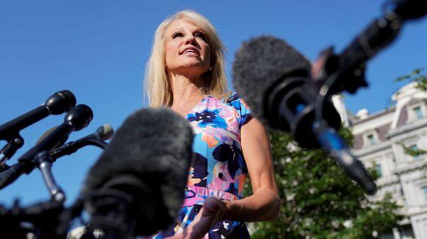 Trump adviser Kellyanne Conway defies subpoena for House testimony