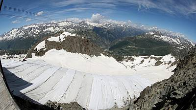 High and dry: Alpine resorts grapple with climate change
