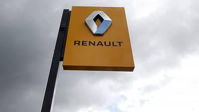 Renault sees new model push as softening sales decline