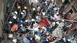 مقتل 4 ومخاوف من محاصرة أكثر من 30 وسط أنقاض مبنى انهار في مومباي