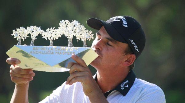 Golf:Eurotur, Bezuidenhout top di giugno