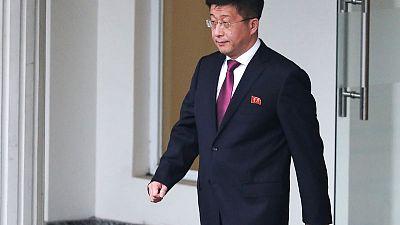 North Korean nuclear envoy reported executed is alive - South Korea legislator