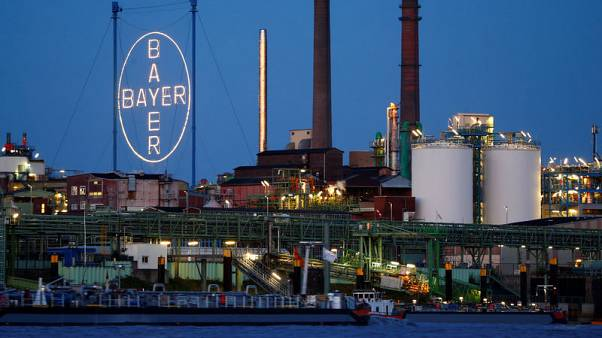 Bayer shares up 2.8% in early Frankfurt trade after U.S. Roundup rule
