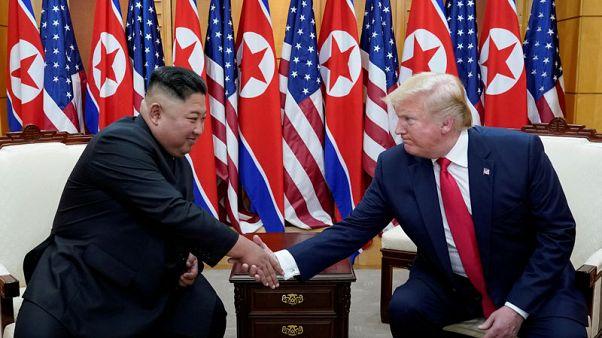 بيونجيانج تقول المحادثات النووية معرضة للخطر إذا تمت تدريبات أمريكية-كورية