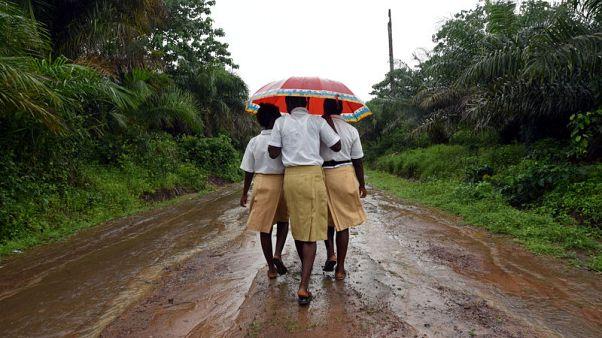 Sierra Leone school defies state ban on pregnant girls in class