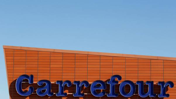 Barclays sees Carrefour-Casino merger as possible, pushing up Casino shares