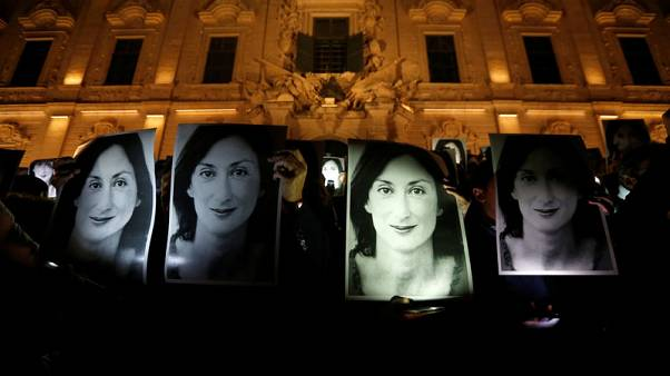 Malta sends three suspects for trial on charges of killing anti-corruption journalist