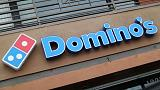 Domino's Pizza U.S. same-store sales miss estimates, shares fall 6%
