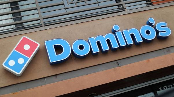 Domino's Pizza U.S. same-store sales miss estimates, shares fall 6%