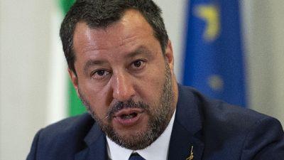 Armi neonazi,Salvini'volevano uccidermi'