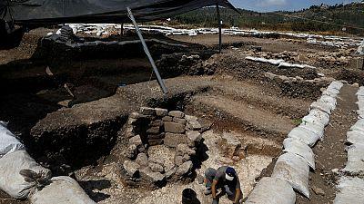 Prehistoric city offers glimpse of ancient living near Jerusalem