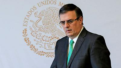 Mexico foreign minister to discuss migration with U.S. secretary of state