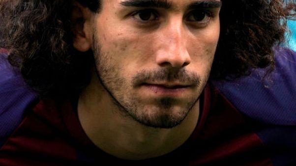 Barca bring youngster Cucurella back from Eibar