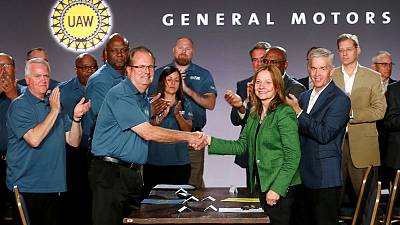 UAW head to GM: we invested in you, now invest in us