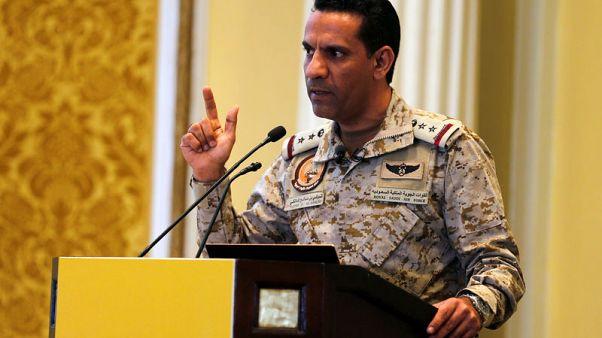 التحالف بقيادة السعودية يعترض طائرة مسيرة استهدفت مطاري أبها وجازان