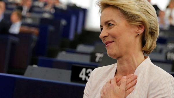 البرلمان الأوروبي يصدق على تعيين أورسولا فون دير ليين رئيسة للمفوضية الأوروبية