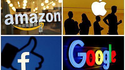 U.S. lawmakers take jabs at Amazon, Big Tech in antitrust hearing