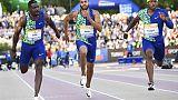 "Super Jacobs a Padova,10""03 sui 100metri"