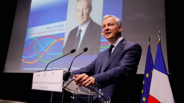 Reinvent international monetary order or face Chinese dominance - France