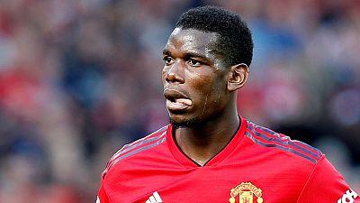 Pogba central to Man United rebuilding plans, says Solskjaer