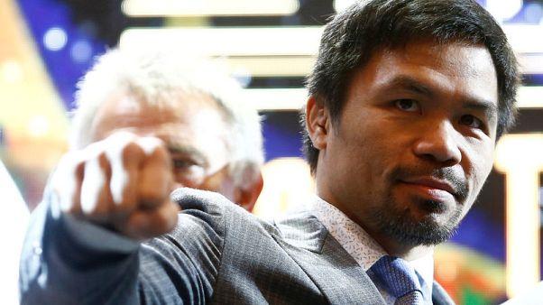 Pacquiao camp denies Khan claims over Saudi Arabia bout