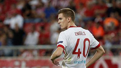 Villa continue spending spree by signing defender Engels