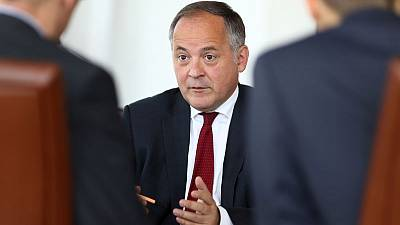 ECB's Coeure says central bank is ready to take policy action if needed