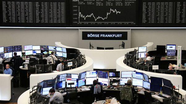 الأسهم الأوروبية تستقر صباحا بعد نتائج أعمال متباينة