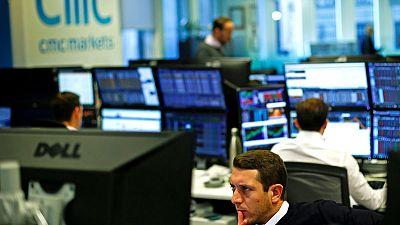 Oil majors, Fresnillo drag FTSE lower