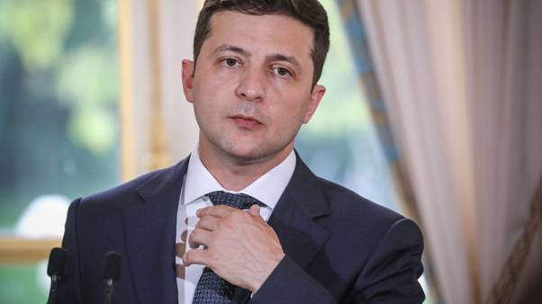 Ukraine president submits law criminalising illicit enrichment