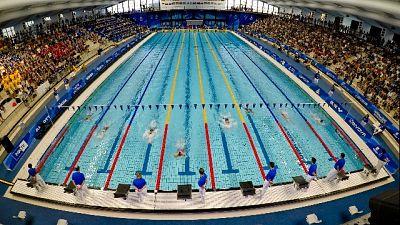 Roma avvia candidatura a Europei Nuoto