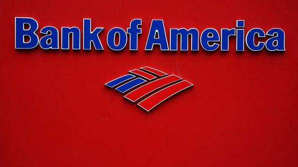 ارتفاع أرباح بنك أوف أمريكا بفعل نمو القروض
