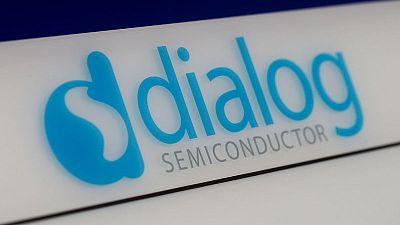 Dialog Semiconductor raises second-quarter profit outlook