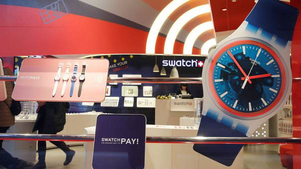 Swatch Group hit by Hong Kong turbulence as sales, profit fall