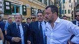 Salvini, governo Pd-M5s non mi preoccupa
