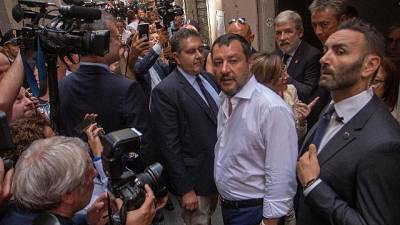 Ue: Salvini, voto Ue senza conseguenze