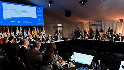Mercosur leaders meet in Argentina, EU deal in focus