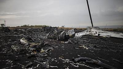 Ukraine says driver of missile that shot down plane has been held for two years