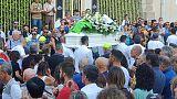 Travolto da Suv, in migliaia a funerale